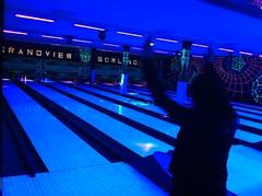 Bowling a lucky strike