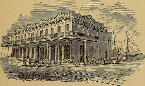 """Image from page 122 of """"The industries of New Orleans, her rank, resources, advantages, trade, commerce and manufactures, conditions of the past, present and future, representative industrial institutions, historical, descriptive, and statistical"""" (1885)"""