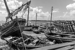 4228 (eacampos) Tags: bw mar barcos alpha77