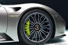 Spyder 918 (Aleczandra Lee) Tags: race germany frankfurt racing spyder porsche iaa deutchland 918 aleczandra aleczandralee