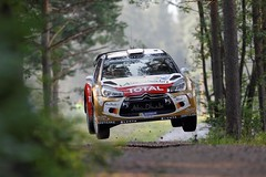 ABU DHABI RACING (SAUD AL - OLAYAN) Tags: world auto car sport june finland juin championship rally citroen du racing des wrc terre monde rallyes gravel rallye motorsport rallying championnat finlande ds3wrc