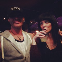 """With that @pinkjody girl.... She's a boss. #hardrockcafe #urbanrock #urbanrockproject #breathbybreath #jessemader • <a style=""""font-size:0.8em;"""" href=""""https://www.flickr.com/photos/62467064@N06/14842599564/"""" target=""""_blank"""">View on Flickr</a>"""