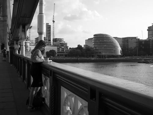 Bridge notes B&W ©  Still ePsiLoN