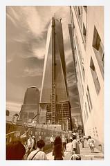 One World Trade Ctr. August 2013. (sjnnyny) Tags: wideangle freedomtower veseystreet worldtradecenter1 pentaxk5iis sjnnyny