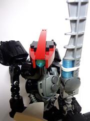 Unit 006 (Johann Dakitsch) Tags: robot factory lego hero bionicle android mech moc
