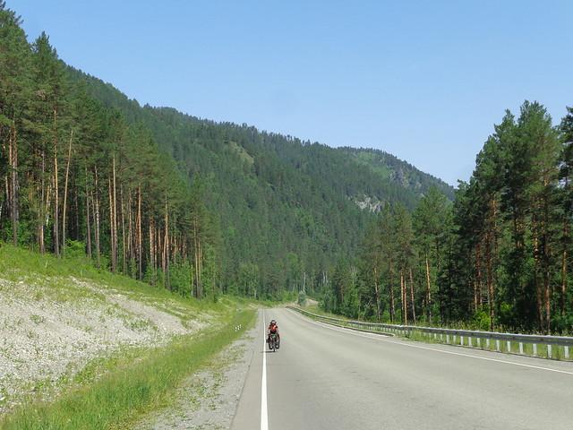 Rodamundos: Rusia. Un pequegno paseo por las montaganas Altai