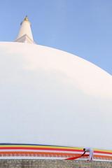Anuradhapura ruwanvalisaaya (Himash De Silva) Tags: canon temple srilanka 6d anuradapura ruwanwalisaya