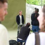 Mackenzie Crook photocall