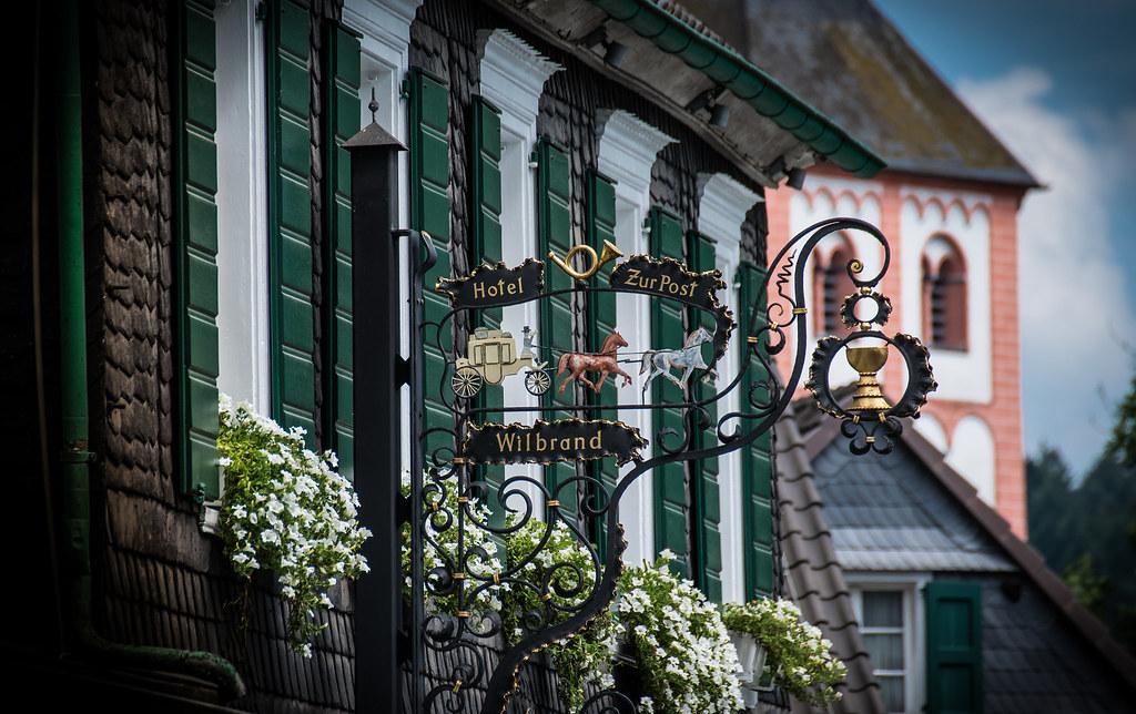 Hotel Zur Post Wilbrand