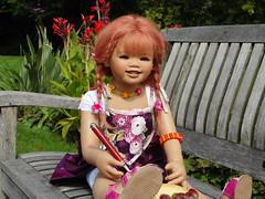 Sanrike ... (Kindergartenkinder) Tags: dolls annette wasserburg burg hülshoff havixbeck himstedt kindergartenkinder sanrike
