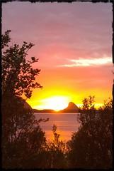 Bleiksøya 2 (Ojan1) Tags: norway landscape norge nokia sundown postcard august arctic 1020 nordnorge andøya bleik lumia bleiksøya bleiksvannet ørjanhaug