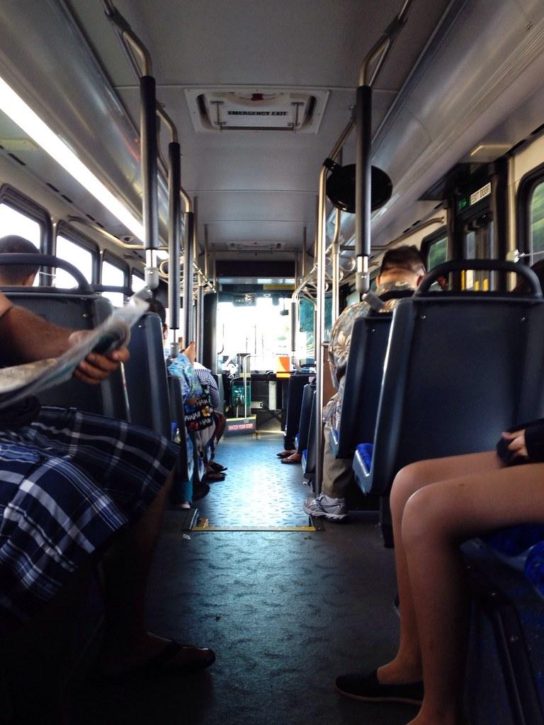 Belgrade milf in bus