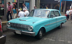 classic ford car falcon