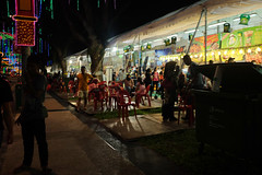 Raya bazaar at Geylang Serai (Jnzl's Public Domain Photos) Tags: road light lights singapore crowd fairy raya bazaar hari geylang stalls publicdomain 2014 serai