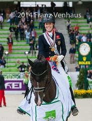 140827_Dressage_GPS_2097.jpg (FranzVenhaus) Tags: horses france fei normandie fra caen weg dressage