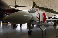 McDonnell Douglas F-4J Phantom - 1 (NickJ 1972) Tags: museum day aviation ii duxford practice phantom f4 2014 mcdonnelldouglas iwm 155529 vf74 aj114