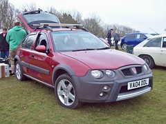 535 Rover Streetwise SE TD (2004) (robertknight16) Tags: rover british 2000s bl worldcars