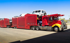 PATRICK (NORTHERN TERRITORY TRUCKS) Tags: road train truck big highway nt alice patrick darwin stuart springs depot abc northern scotts triple freight services trucking territory roadtrain truckers kenworth ntfs tanami linehaul