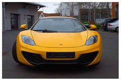 volcano yellow McLaren 12C Spider (2014) (Transaxle (alias Toprope)) Tags: auto cars sports beauty face car sport yellow volcano spider amazing nikon power frankfurt super voiture special exotic mclaren coche soul stadt carros carro autos sporting powerful macchina exclusive supercar coches frankfurtammain sportscar frankfurtmain voitures toprope exotics supercars supersport ffm 2014 macchine superbe klassik sportcars midship midengine 12c runabouts rmr midmounted klassikstadt rearmidship midshipengine rearmidshiprunabouts centralengine midshiprunabouts