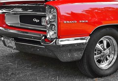 GP in red (352Digz) Tags: show park new york red lake ontario hot color classic beach car nikon grand automotive 1966 prix rod pontiac annual 25th nikkor custom selective olcott 2014 krull d5000