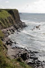 West coast (Xalira) Tags: ocean county ireland landscape clare cove atlantic 2014