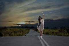 Patrisiq  EXPLORE :)))) (Kristina Gospodinova Photography) Tags: sunset summer portrait people ballet nature girl beautiful dance nikon bulgaria patrisiq