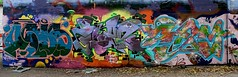 HH-Graffiti 2205 (cmdpirx) Tags: street urban color colour art public up painting fun graffiti nikon paint artist 7100 d space raum character kunst strasse tag hamburg humor can spray crew vandalism letter hh hip hop aerosol tagging farbe bombing throw künstler fatcap öffentlicher