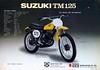 1975 Suzuki TM125 Brochure