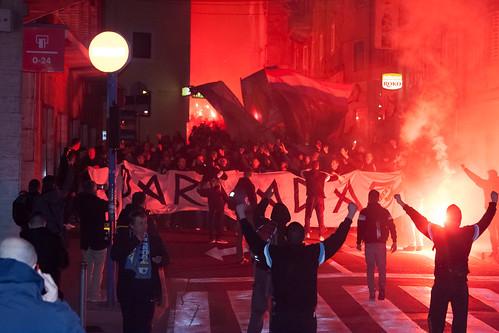 Hajduk - Rijeka 1:1 (11.03.2017)