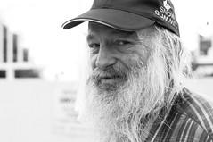BCM (blueteeth) Tags: bcm homeless portrait bw blackwhite gandalf malibu