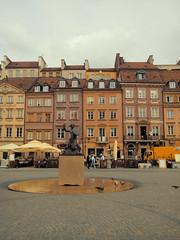Warsaw: Rynek (marco_albcs) Tags: warsaw warszawa rynek poland polska oldsquare mainsquare square plac
