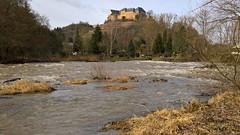 Nahe mit Ebernburg Anfang März , NGIDn1808584693
