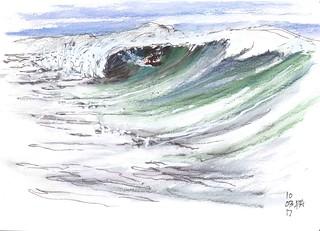 big swells terrigal 0317 1