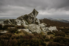QCSH-1-10 (Michael Yule - I Can See For Miles) Tags: shropshirehills stiperstones shropshire england nikond7100 landscape outdoors rocks