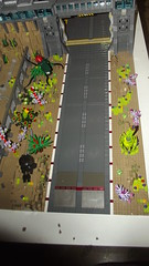 Entrée base (ced12110) Tags: plant base moc space lego