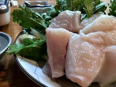 Blowfish Pot #1 from Miuraya @ Asakusa (Fuyuhiko) Tags: ふぐ 鍋 ふぐちり 浅草 三浦や 三浦屋 blowfish pot from miuraya asakusa 東京 tokyo