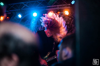 05.04.17 // The Charm The Fury @ Kavka, Antwerp // Shot by Nikki Van Huffel