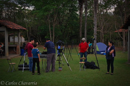 Tercera Star Party, Santa Ana Marzo 2017