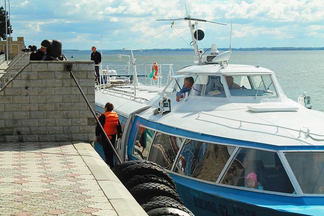 Навигация высокоскоростного судна «Восход» намаршруте Сызрань— Самара откроется 28апреля