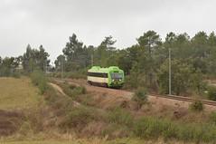 Comboio de Formação n.º 32301 - Benquerenças (valeriodossantos) Tags: comboio cp train passageiros aut0350 allan automotoradiesel cpregional formação comboiodeformação benquerenças castelobranco linhadabeirabaixa caminhosdeferro portugal