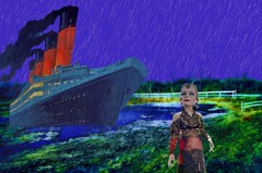 Titanic Stuck in the Muck (Rusty Russ) Tags: titanic lady united states lost true story photoshop flickr google bing daum yahoo image stumbleupon facebook getty national geographic magazine creative creativity montage composite manipulation color hue saturation flickrhivemind pinterest reddit flickriver t pixelpeeper blog blogs openuniversity flic twitter alpilo commons wiki wikimedia worldskills oceannetworks ilri comflight newsroom fiveprime photoscape winners all people young photographers paysage artistic photo