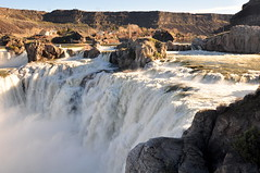 Shoshone Falls by Twin Falls, Idaho (Great Salt Lake Images) Tags: shoshonefalls snakeriver twinfalls idaho