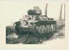 Vernielde Renault D2 tank van het Franse leger, ca. mei-juni 1940 | Knocked out Renault D2 tank of the French Army, c. May-June 1940 (Liberaal Archief - Liberas) Tags: char tank frencharmy arméefrançaise 1940 tweedewereldoorlog worldwarii liberaalarchiefvzw oorlog pantservoertuig bataillonsdecharsdecombat renaultd2 renault wwii armouredwarfare armoredwarfare renaultchard2 chard2 secondworldwar