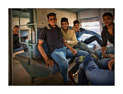 First Reserve (david.hayes77) Tags: 2016 rajasthan india people humanity passengers metregauge travellers firstreserve jaipur train