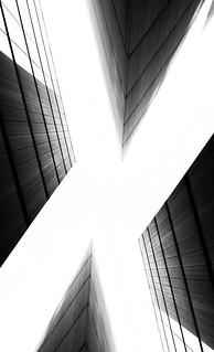 Judge Me When You Are Perfect - London City Architecture by Simon & His Camera