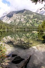 Taggart Lake Grand Teton National Park (nikkinicknicol) Tags: grand teton national park lake taggart hike hiking trail wildness green land mountains mount rock