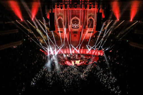 Live at the Royal Albert Hall London June 2015