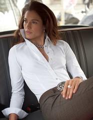 Madeleine 217 (Blouse et Foulard 2) Tags: necklace blouse madeleine
