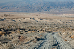 Unpaved Road in Death Valley (Jeff Sullivan (www.JeffSullivanPhotography.com)) Tags: road park copyright usa jeff nature creek landscape photography death photo united national valley states sullivan furnace gravel deva caliparks