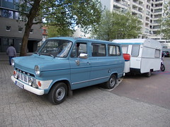 Ford Transit MkI Bus & Camper (Zappadong) Tags: auto camping bus classic ford car automobile voiture coche transit classics oldtimer oldie carshow wohnmobil 2014 youngtimer hameln automobil wohnwagen mki oldtimertreffen zappadong